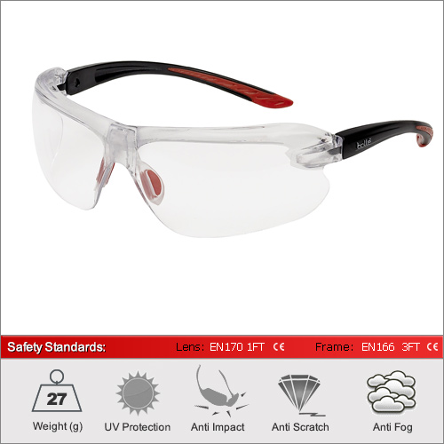 fe36dc9852 Bolle IRIPSI IRI-S (Clear Lens)- Buy Online Now - UK Next Day Delivery