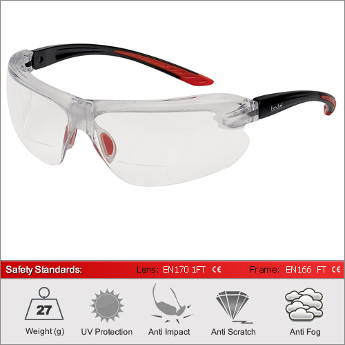 71b72c5a59 Bolle IRIDPSI1.5 IRI-S (Clear Reading Lens +1.5)- Buy Online Now ...